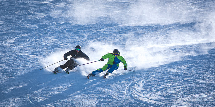 hakuba ski school lessons on happo-one