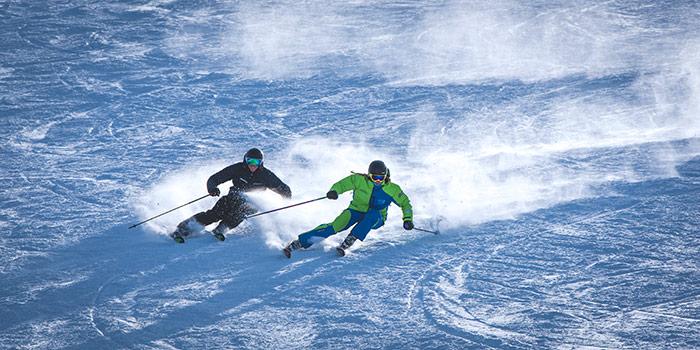 hakuba ski school lessons on happo-one