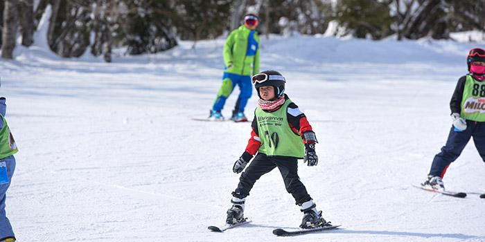 ski lessons hakuba