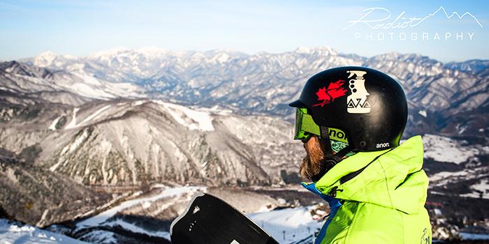 ski lessons japan